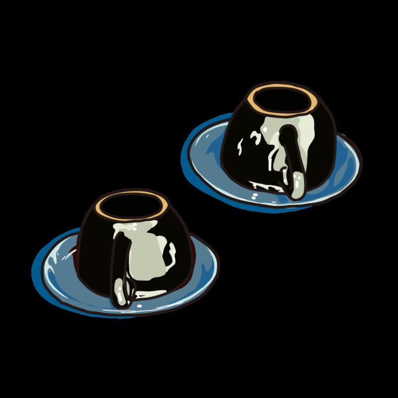 コーヒーカップ03