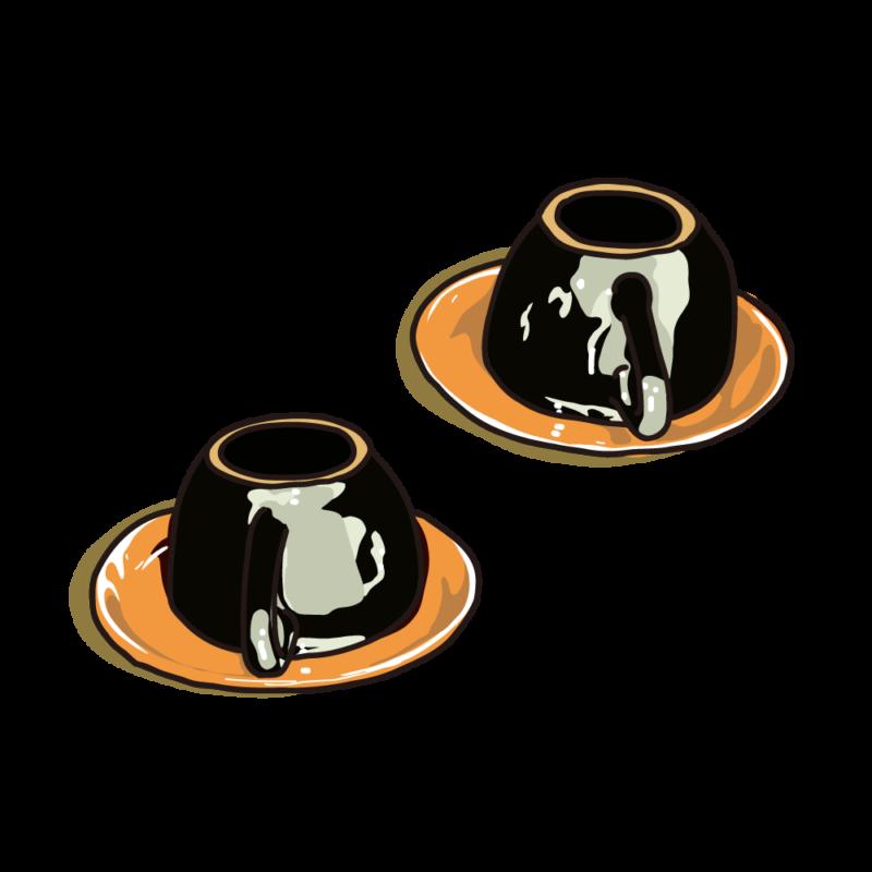 コーヒーカップ04