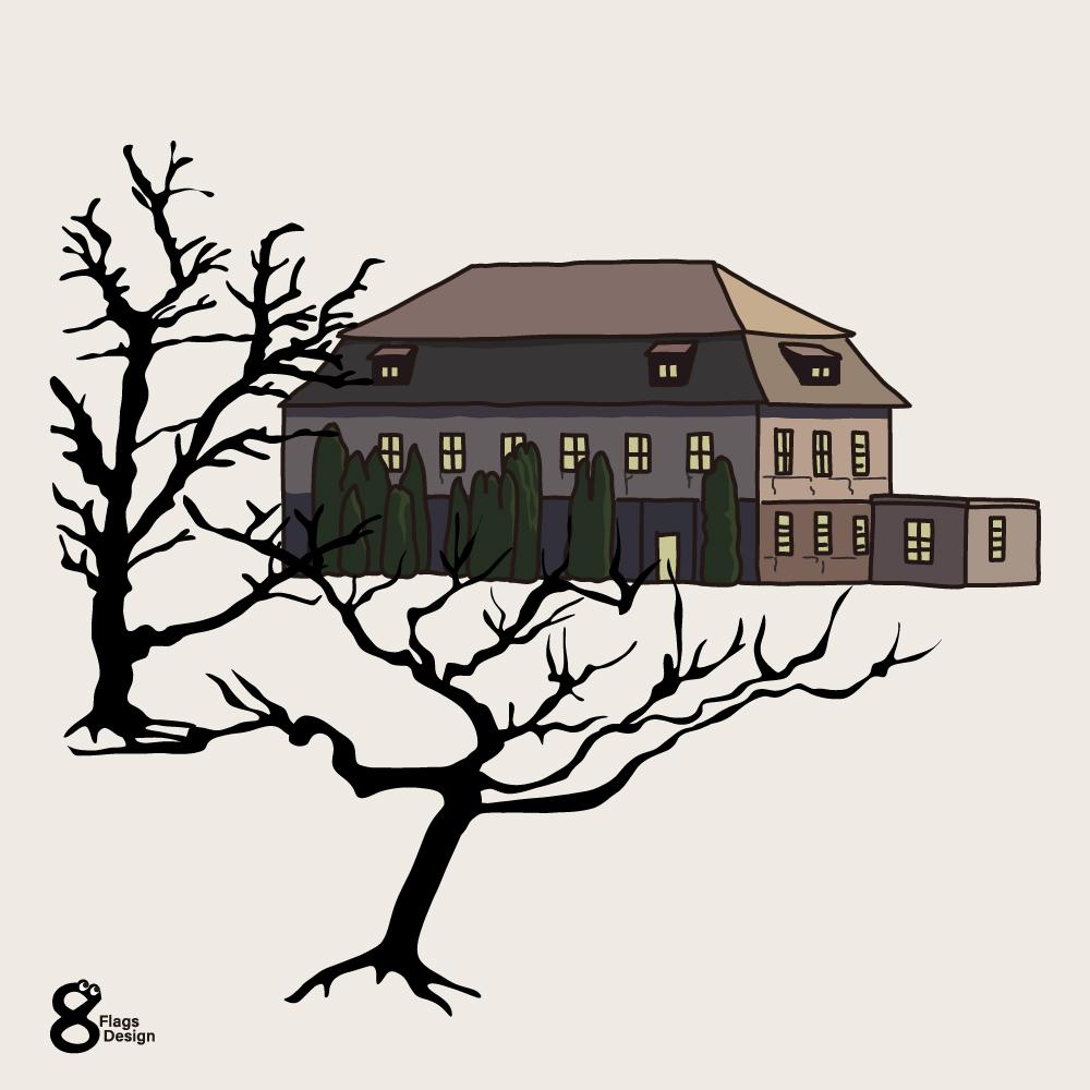 お屋敷のキャッチ画像